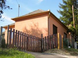 Ripl vendégház, Szenna (рядом с городом Zselickisfalud)