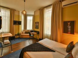 JUST rooms & wine, Varna City
