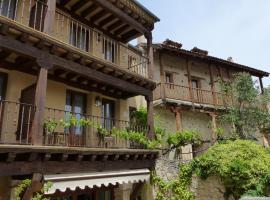Hosteria del Arco, Pedraza-Segovia