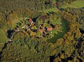 Forsthaus Heiligenberg, Bruchhausen-Vilsen (Sudwalde yakınında)