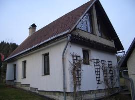 Chata Pavla, Jablonec nad Nisou (Pěnčín yakınında)