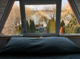 River Time cottage, Dunavarsány (рядом с городом Bugyi)