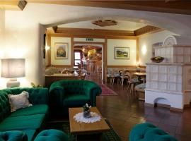 Hotel Al Polo, Ziano di Fiemme (Ziano yakınında)