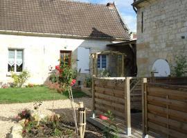 Chambres d'hôtes - La rose des champs, Lachelle (рядом с городом Marquéglise)