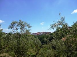 Il Vicolo stretto, Pulcherini (Santi Cosma e Damiano yakınında)
