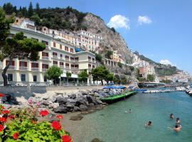 Hotel La Bussola 4 Star Amalfi