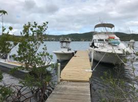 Culebra Island Chalets - Apt. A
