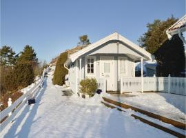 Studio Holiday Home in Grebbestad, Grebbestad