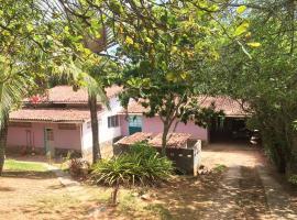 Casa charmosa em reserva na Linha Verde, Pontão