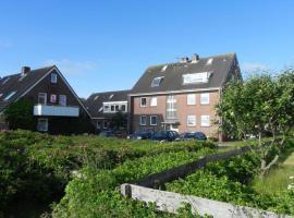 Ferienwohnung *Jessen´s Wattblick*, Wittdün (Steenodde yakınında)