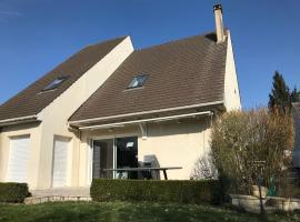 Maison entière, Neuilly-en-Thelle (рядом с городом Bornel)