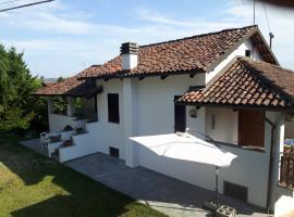 Villa Margherita, Nizza Monferrato (Vaglio Serra yakınında)