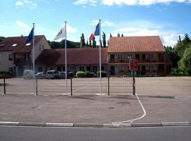 Hotel Restaurant De La Canner, Кеданж-сюр-Канне (рядом с городом Menskirch)