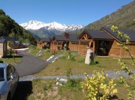 Camping La Ribere, Barèges