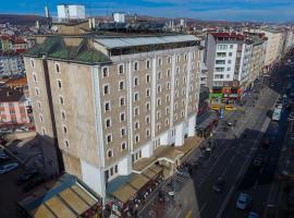 Sivas Büyük Hotel, Sivas