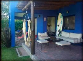 Casa Azul, General Pacheco