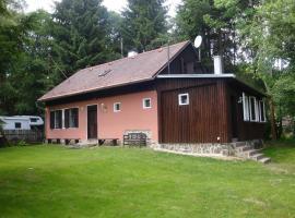 Holiday home in Bezdekov u Tachova 1608, Rájov (Mchov yakınında)