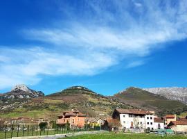 Casa Rural El Torrejon, Arenas de Cabrales (Poncebos yakınında)
