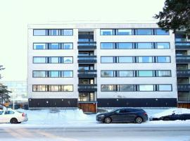 Bright, Standard-level one-bedroom apartment in Myllypuro, Helsinki (ID 9025)