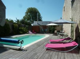 Le Pressoir d'Asnelles, Анель (рядом с городом Meuvaines)