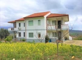 Licia's house, Casal Velino