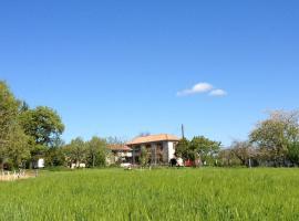A Bagnères, Esclassan-Labastide (рядом с городом Saint-Ost)