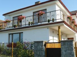 Apartmán Holušice, Blatná (Cerhonice yakınında)