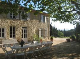 Maison vigneronne, Montlaur (рядом с городом Pradelles-en-Val)