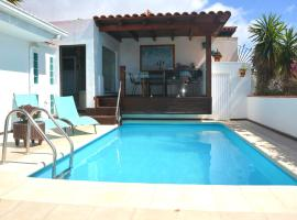 Luxury Villa Pool with Jacuzzi and Sauna Ocean view