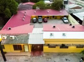 Mados Hotel Tamarindo, Choluteca (рядом с городом Nacaome)