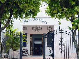 Hostal Casa Blanca, Mompos (Mompós yakınında)