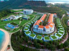 HARRIS Resort Barelang Batam, Sagulung (рядом с городом Airnanti)