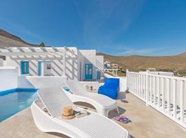 Aegean Sea Villas, Ливадия-Астипалея
