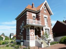 La Villa du Marquenterre, Рю (рядом с городом Arry)