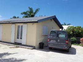Maison Réunion, Bras-Panon