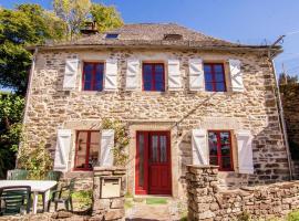Aumont et Merveilles près d'Argentat-sur-Dordogne, Argentat (рядом с городом Saint-Bonnet-Elvert)