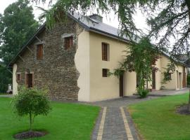 Le Chardonnier, Léglise (Ebly yakınında)