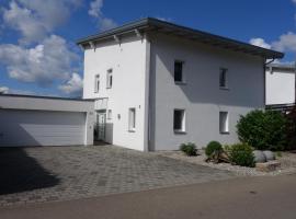 Ferienwohnung Himmlingen, Aalen (Waldhausen yakınında)