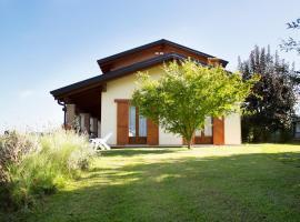 Appartamento panoramico, Parella (Vidracco yakınında)