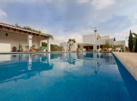 Villa Ania Ibiza, Ибица (рядом с городом Ibiza)
