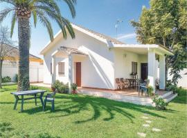 Three-Bedroom Holiday Home in Alcala de Guadaira, Alcalá de Guadaira (Hacienda de Tarazona yakınında)