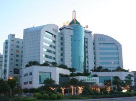 Harriway Garden Hotel Houjie, Dongguan (Houjie yakınında)