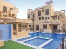 Two-Bedroom Apartment in Aguilas, Águilas (Majada del Moro yakınında)