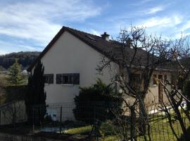Le cep de vigne, Noidans-lès-Vesoul (рядом с городом Roche-sur-Linotte-et-Sorans-les-Cordiers)