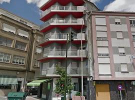 Apartamentos Triacastela, Santiago de Compostela (Conjo yakınında)