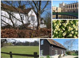 Home Farm House B & B, Оксфорд (рядом с городом Waterperry)
