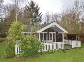 Three-Bedroom Holiday Home in Lundby, Lundby (Køng yakınında)