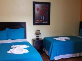 Mados Hotel Aterrizaje, Чолутека (рядом с городом Лас-Аренас)