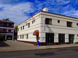 Hotel Guarany, Canoinhas (Papanduva yakınında)