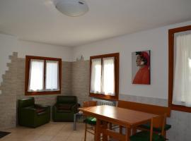Appartamento Dante, Faver